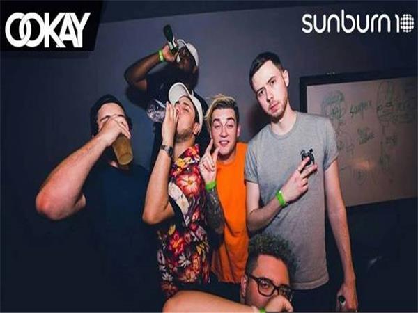 Sunburn Festival Pre party