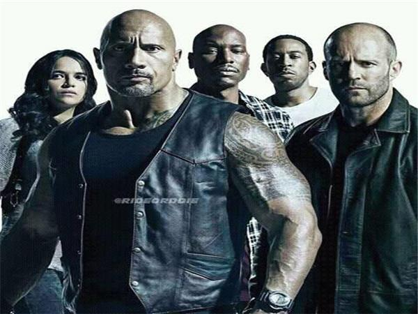 Fast & Furious 8 (H)