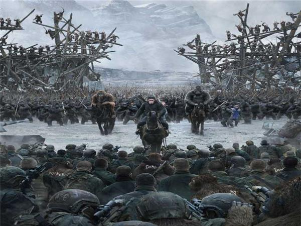 War for the Planet of the Apes (H)